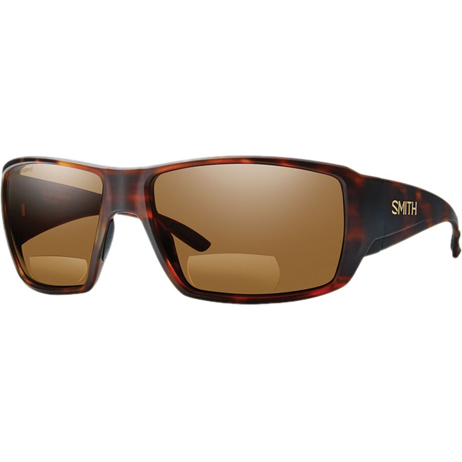 4c6c2f26ab54 Smith - Guides Choice Bifocal Polarized Sunglasses - Men s - Matte Havana  Brown 2.00