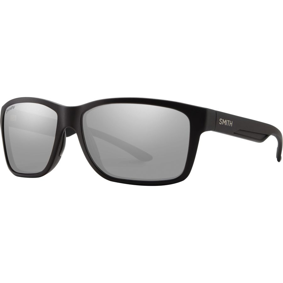 aa8b205798 Smith - Drake ChromaPop Polarized Sunglasses - Matte Black Polarized  Platinum