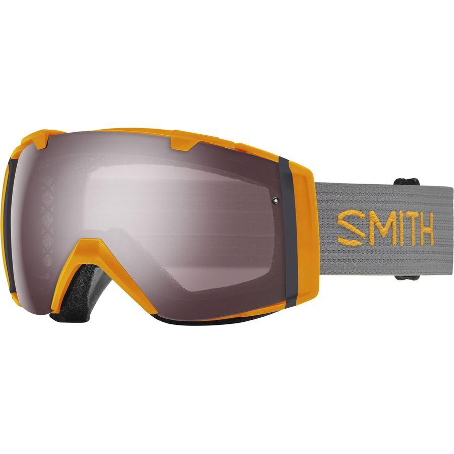 Smith I O Interchangeable Goggle With Bonus Lens