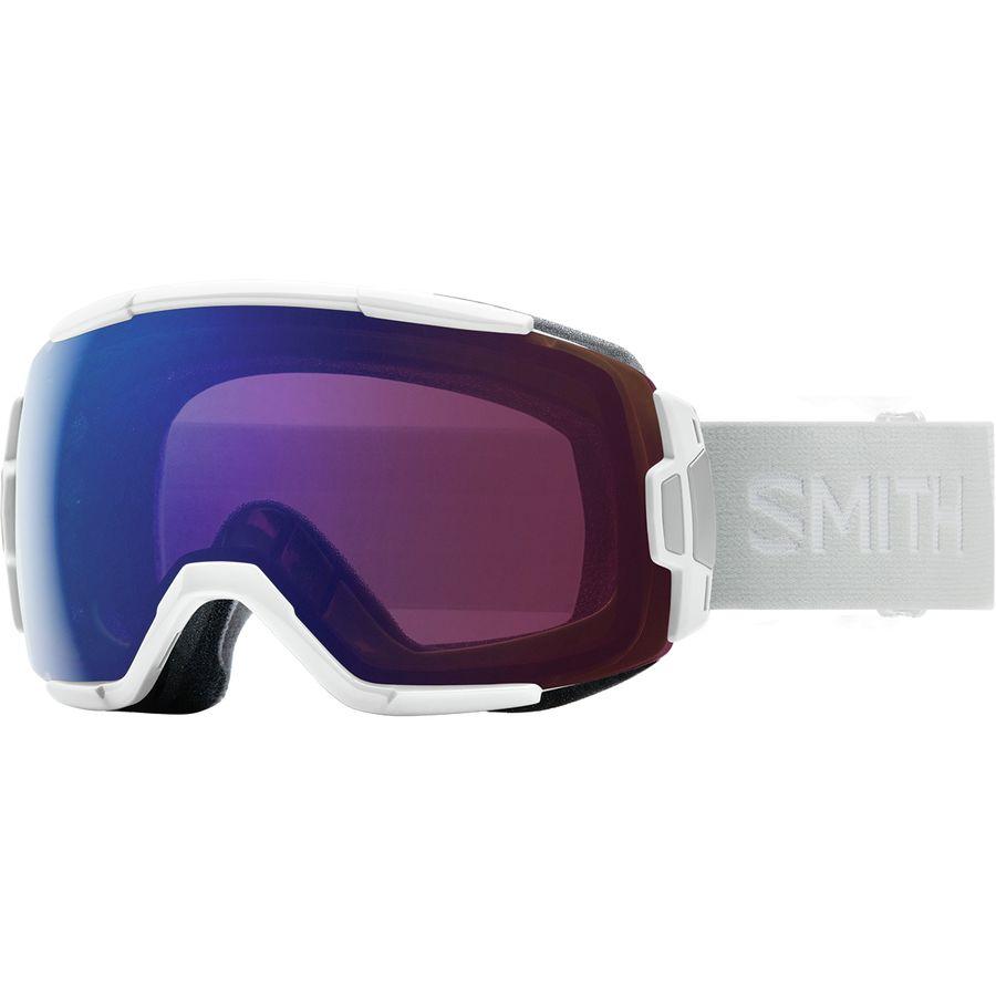 e65c5499a727d Smith - Vice Photochromic Goggles - White Vapor Chroma Photochromic Rose  Flash No Extra