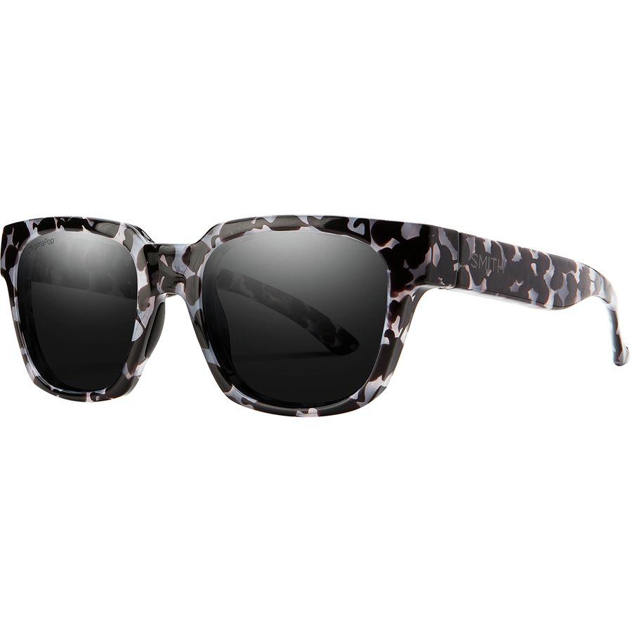 6b169412b0f Smith - Comstock ChromaPop Polarized Sunglasses - Choco Tort  Polarized  Black