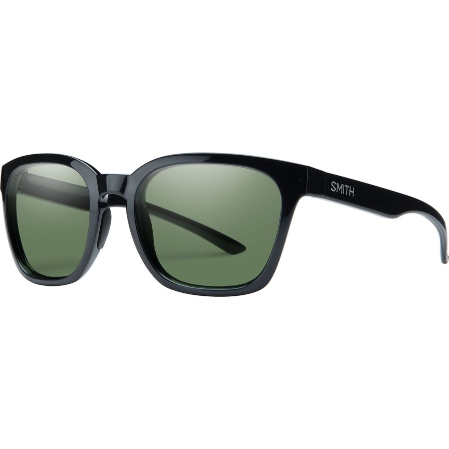 black polarized sunglasses  Smith Founder ChromaPop Sunglasses - Polarized