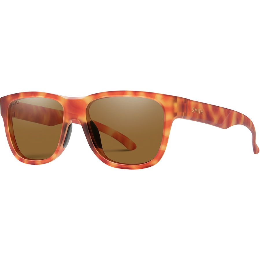 fc547e57459 Smith - Lowdown Slim 2 ChromaPop Sunglasses - Matte Gold Tort Brown
