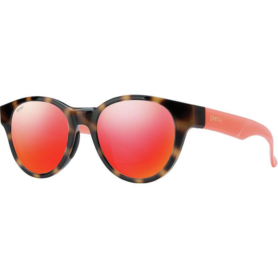 Smith Snare Polarized Sunglasses - Women\'s   Backcountry.com