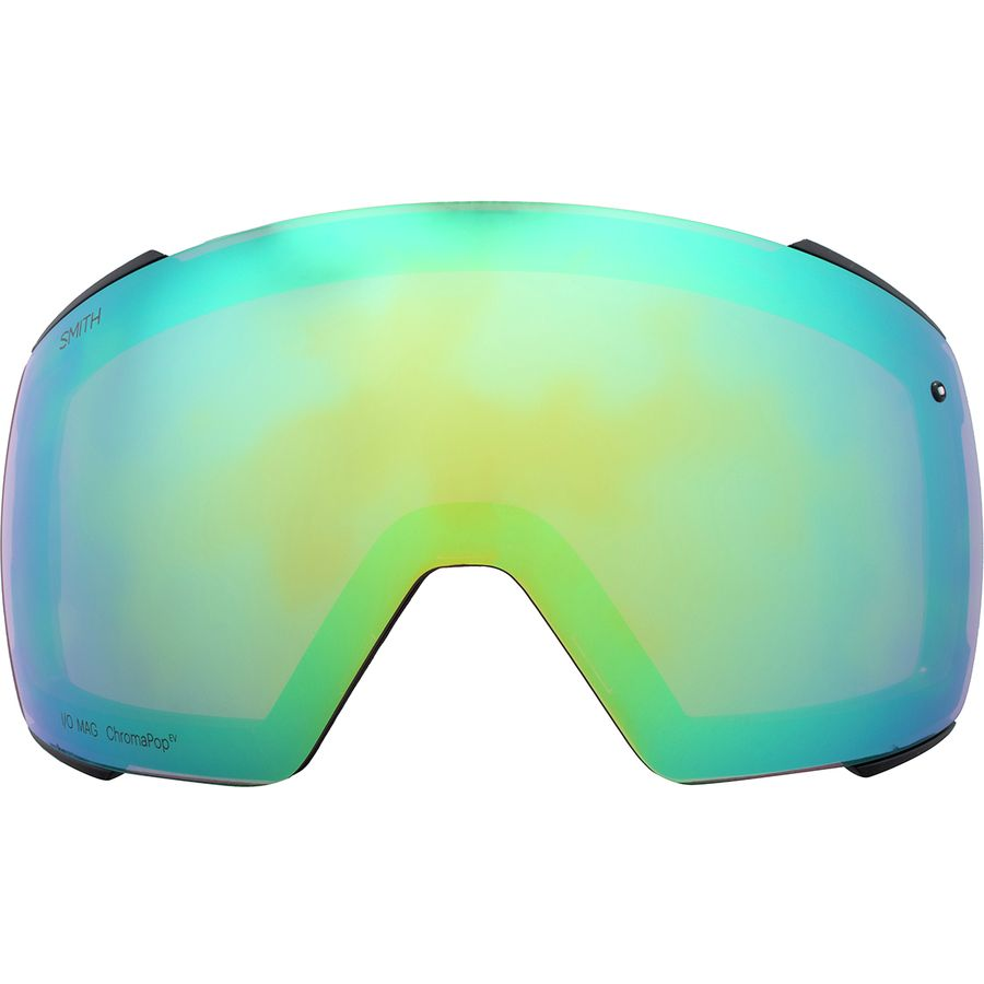 4941c21548 Smith - I O MAG Replacement Goggles Lens - Chromapop Everyday Green Mirror