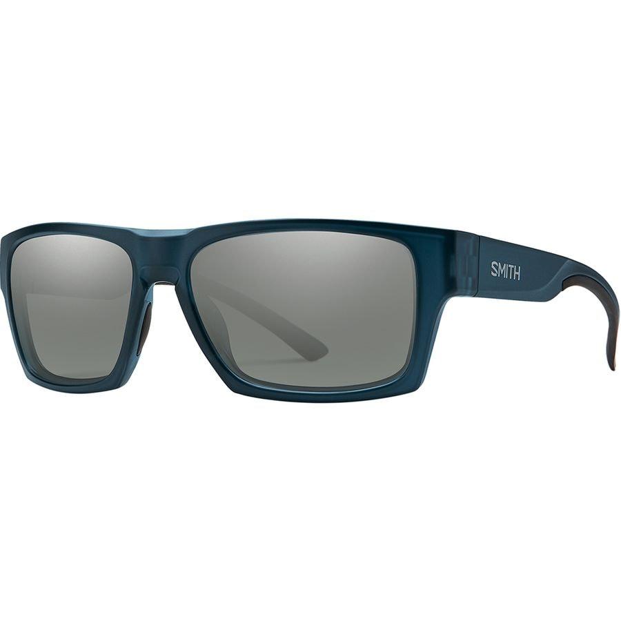 57e1a1e5cb7 Smith - Outlier 2 Sunglasses - Matte Crystal Deep Forest Platinum Mirror