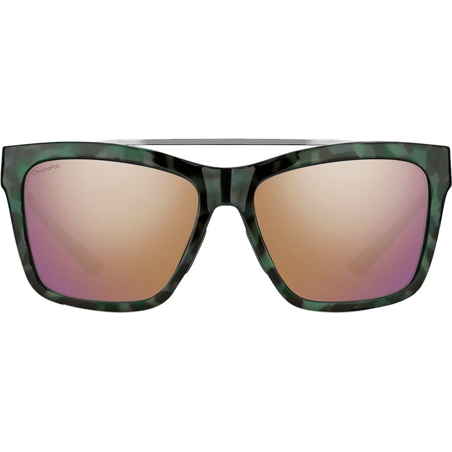 dfe02f3792697 Smith The Runaround Chromapop Polarized Sunglasses