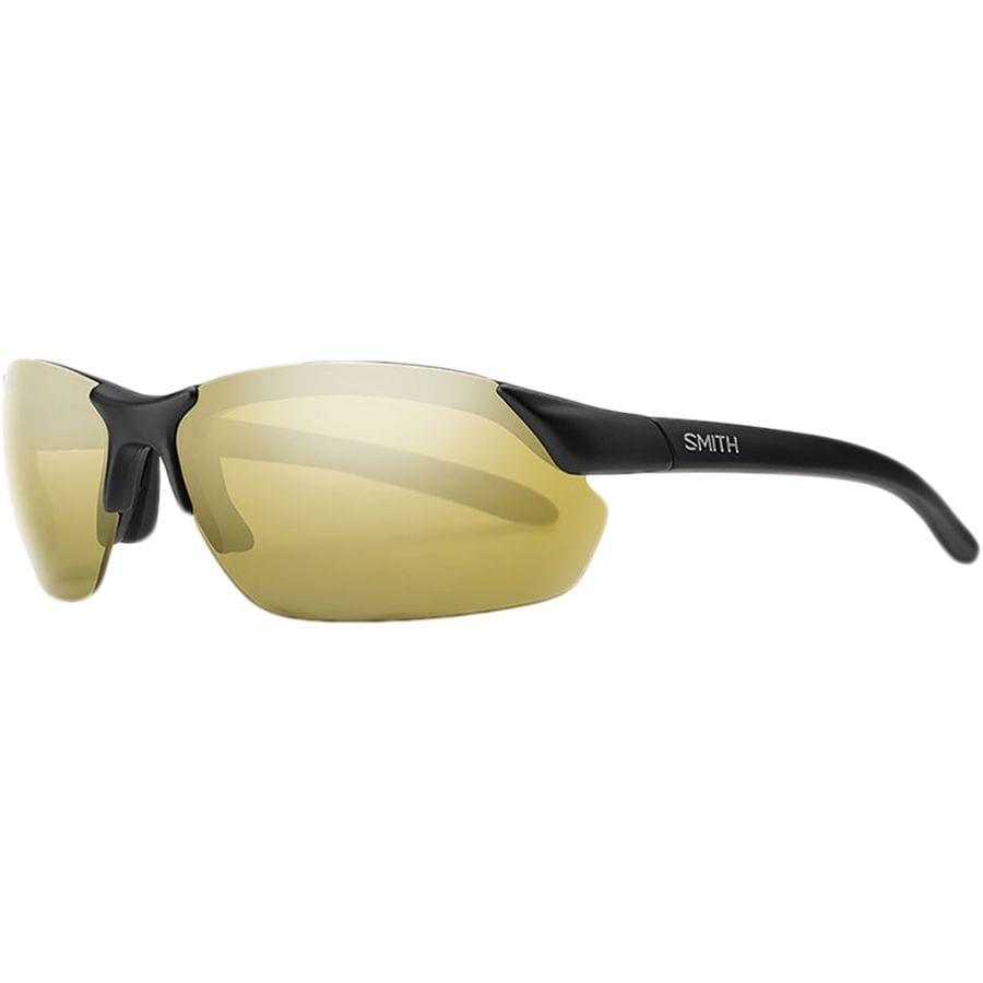 c26a5c3b15 Smith - Parallel Max Polarized Sunglasses - Women s - Matte Black Gold  Mirror-Ignitor