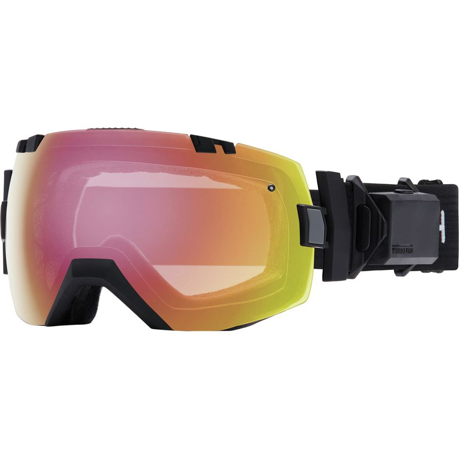 oakley photochromic ski goggles  Smith I/O X Elite Turbo Fan Goggle - Photochromic