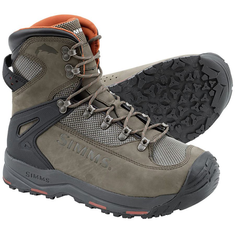 Simms g3 guide boot men 39 s for Fly fishing wading boots