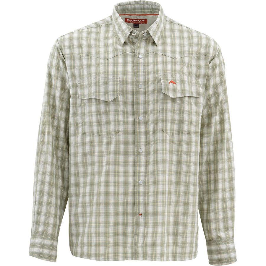 Simms Big Sky Long-Sleeve Shirt - Mens