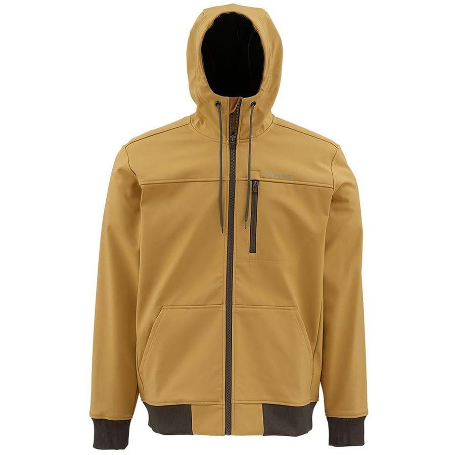 Simms Rogue Hooded Fleece Jacket - Men's | Backcountry.com