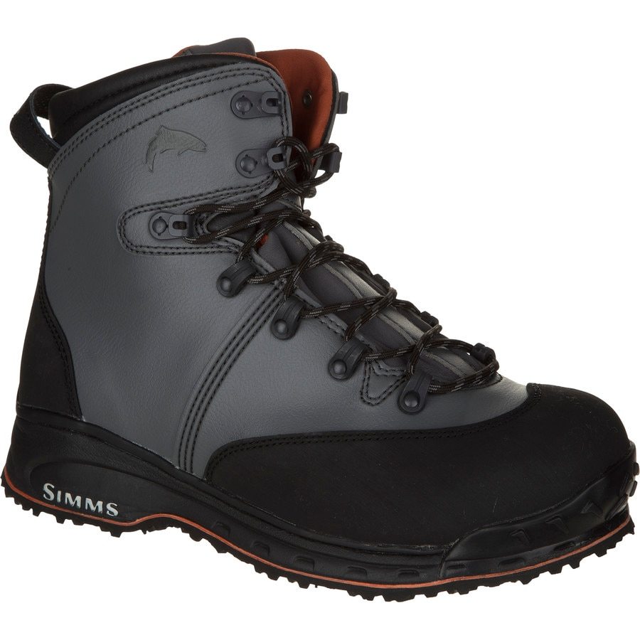 Simms freestone streamtread boot men 39 s for Fly fishing wading boots