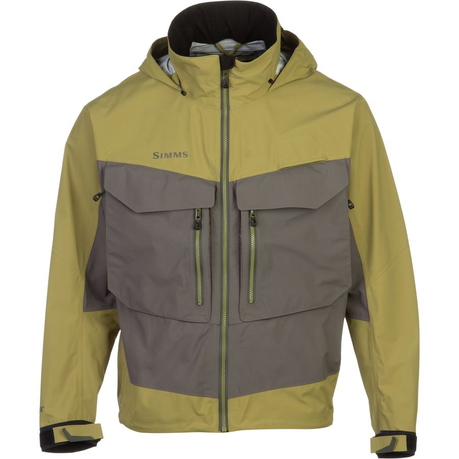 Mens jacket guide - Simms G3 Guide Jacket Men S Army Green