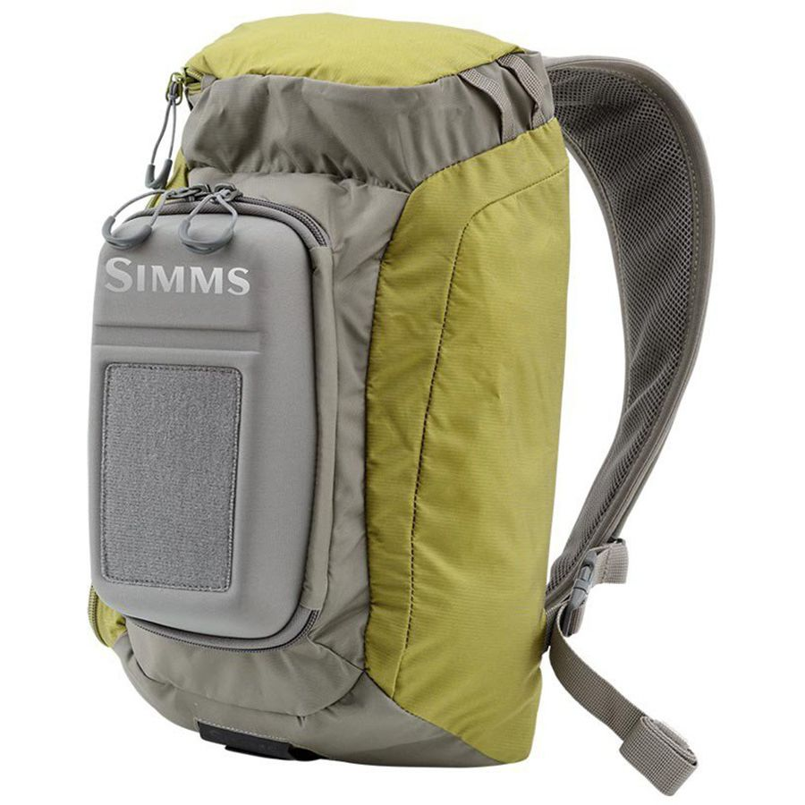Simms waypoints sling pack small for Simms fly fishing