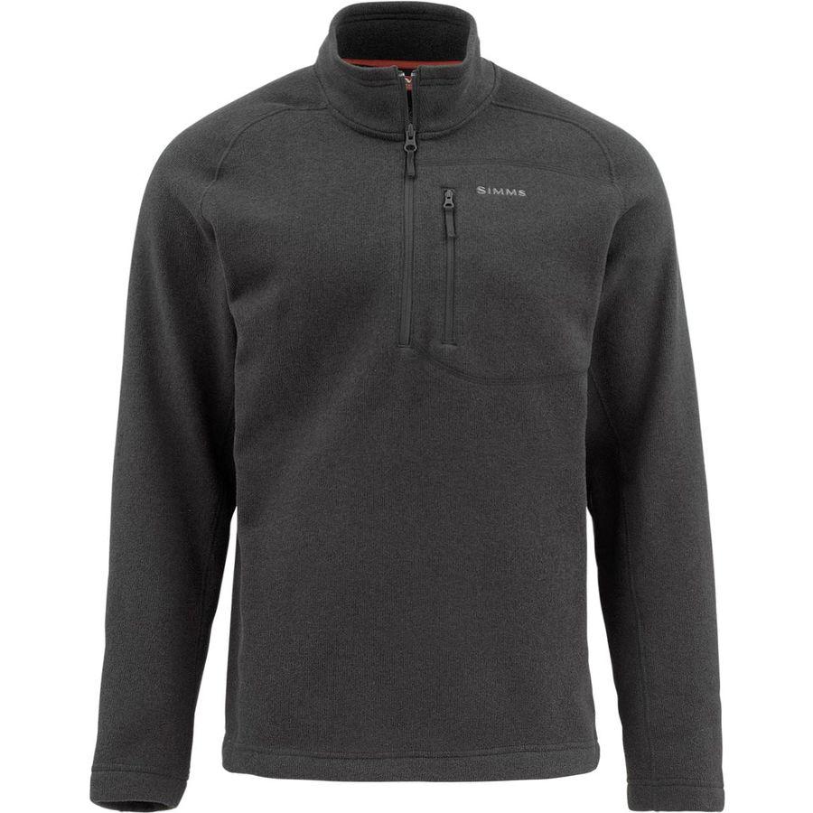 Simms Rivershed 1/4-Zip Sweater - Mens