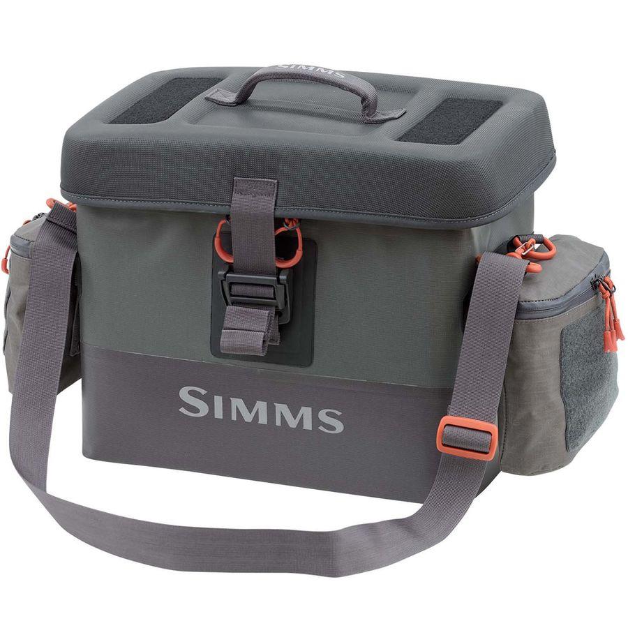 Simms Dry Creek 26 41l Boat Bag Anvil