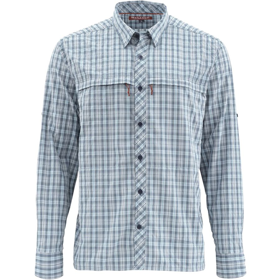 Simms Stone Cold Long-sleeve Shirt