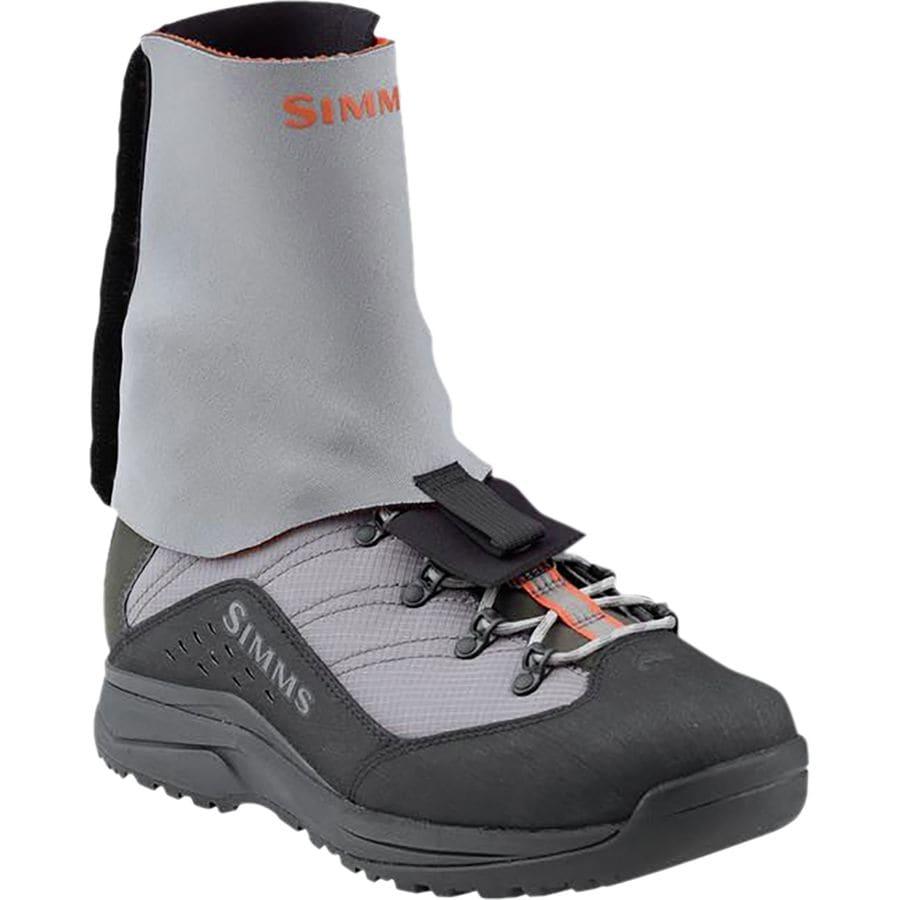 Size Small CLOSEOUT Simms Guard Socks Simms Orange
