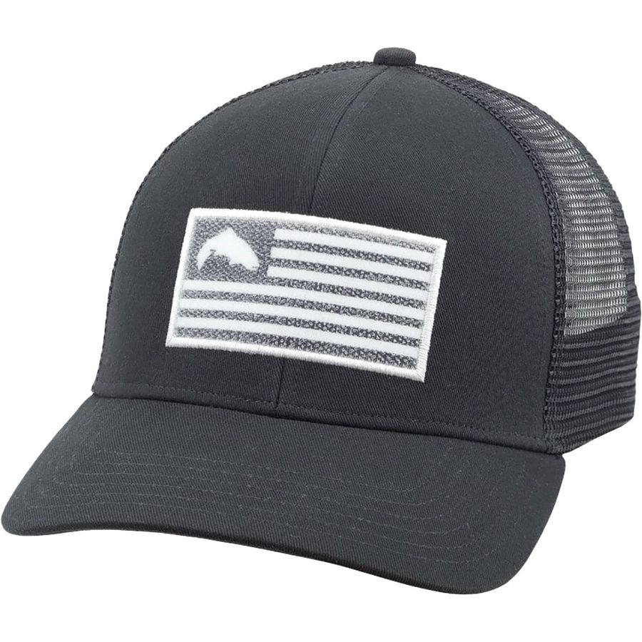 ee87a8bf55 Simms - Tactical Trucker Hat - Black