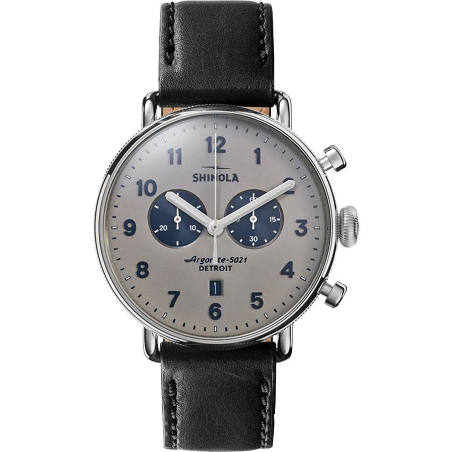 Shinola Canfield Chrono 43mm Watch