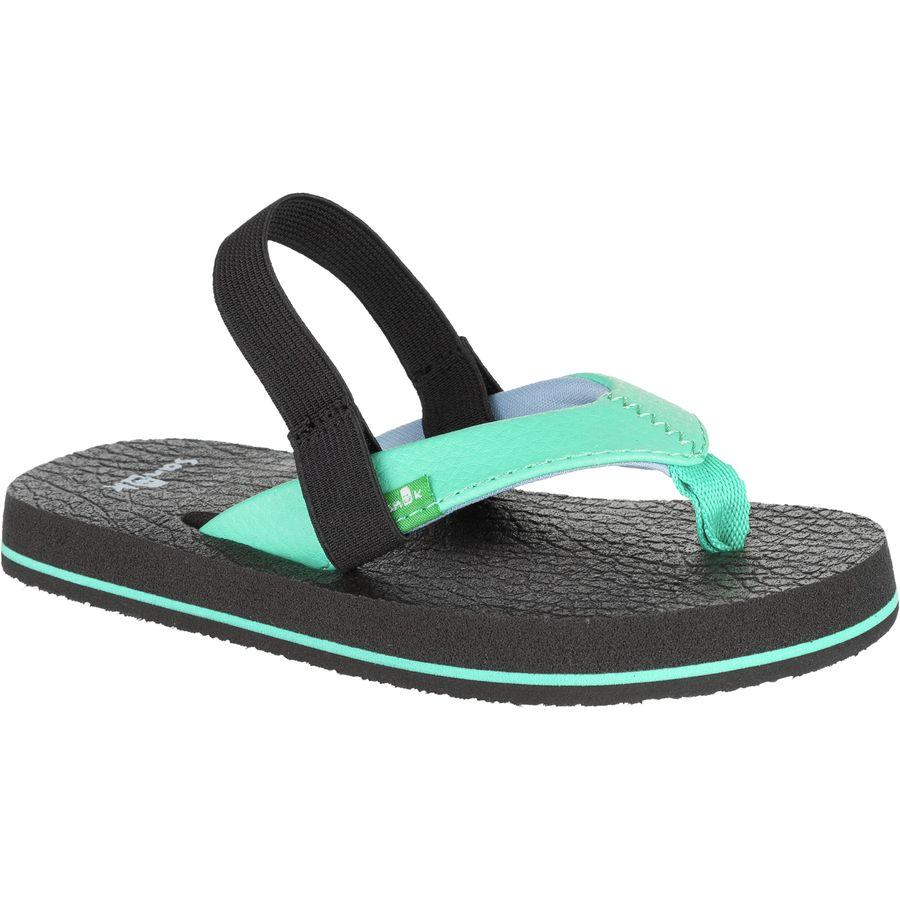 Sanuk Yoga Mat Flip Flop - Toddler Girls - Up To 70 Off -8953