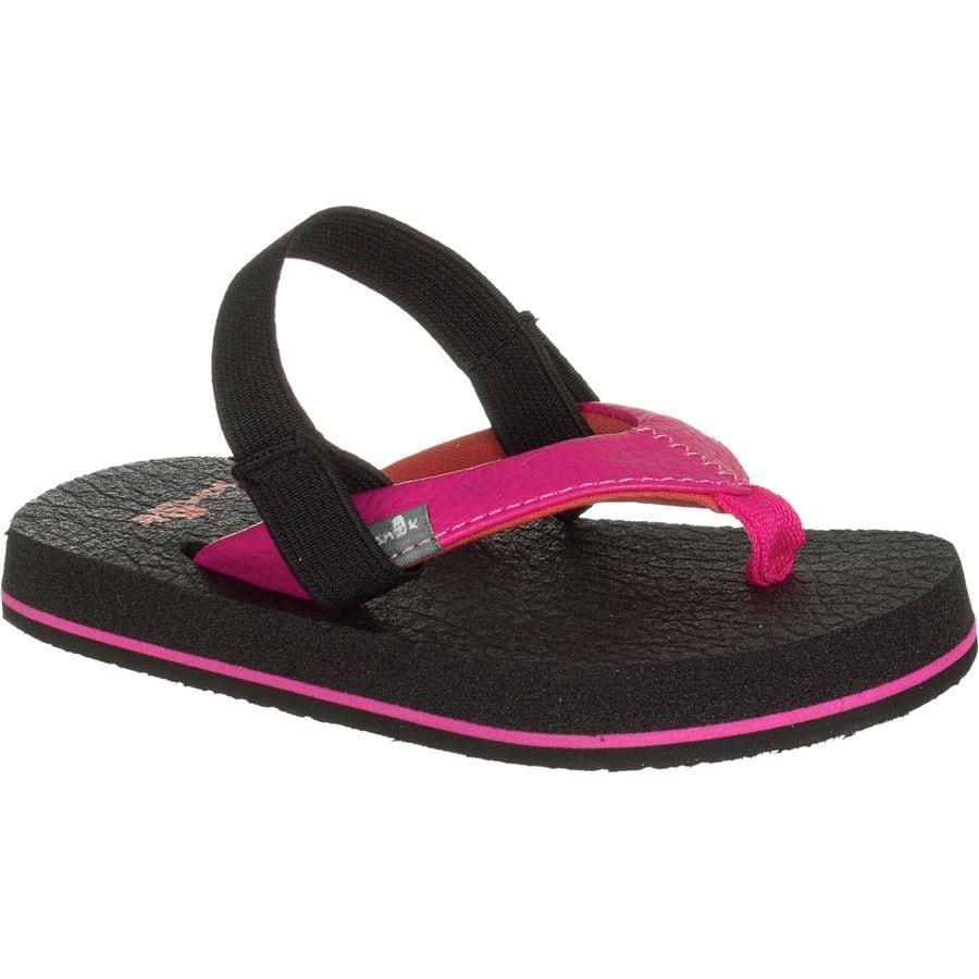 Sanuk Yoga Mat Flip Flop - Toddler Girls' | Backcountry.com