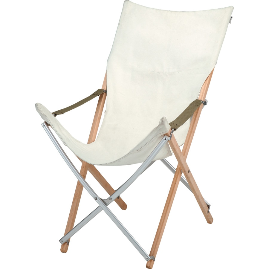 Snow Peak Take Bamboo Long Back Camp Chair Backcountry Com