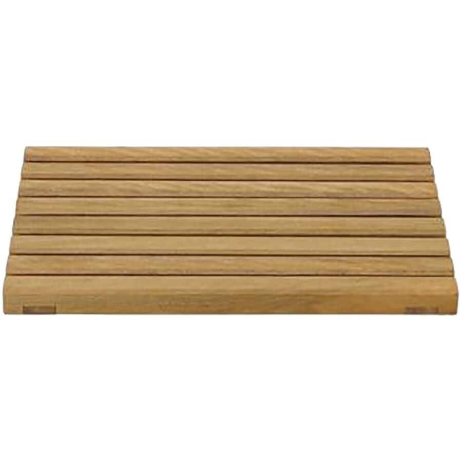 Snow Peak Garden Unit Table Wood Insert - 2-Piece