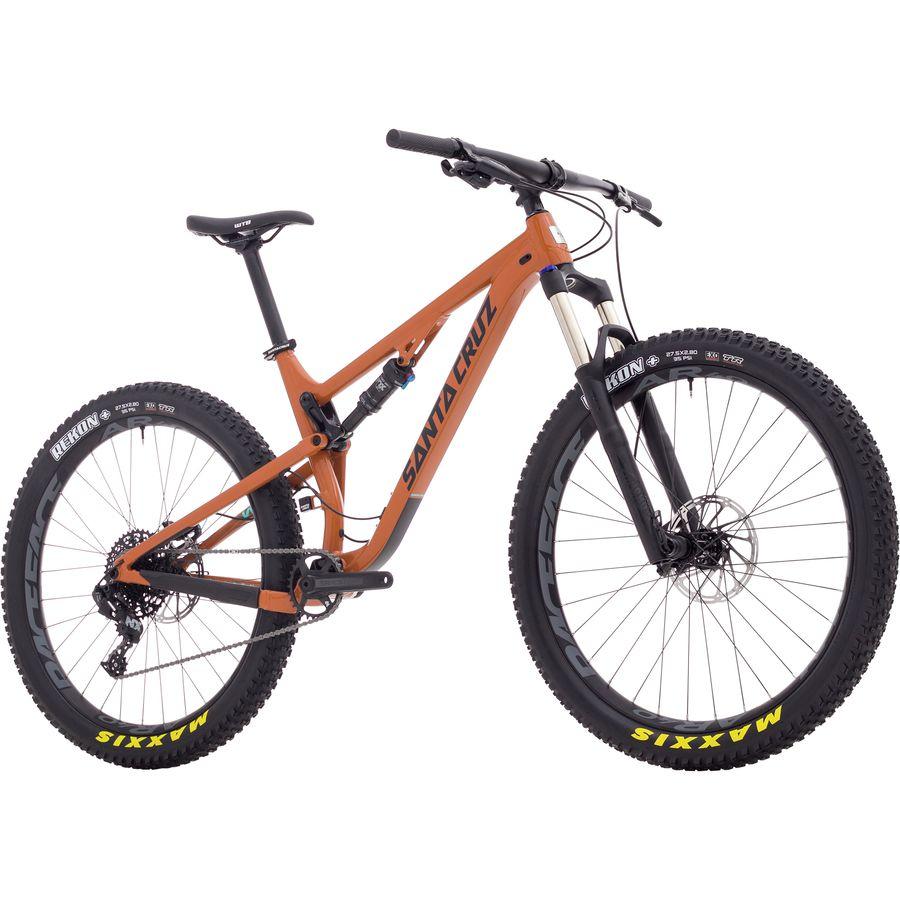 Santa Cruz Bicycles Tallboy 27.5+ D Complete Mountain Bike - 2018 ...