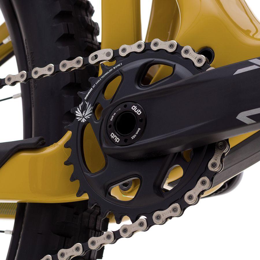 Santa Cruz Bicycles Hightower Carbon S Complete Mountain Bike