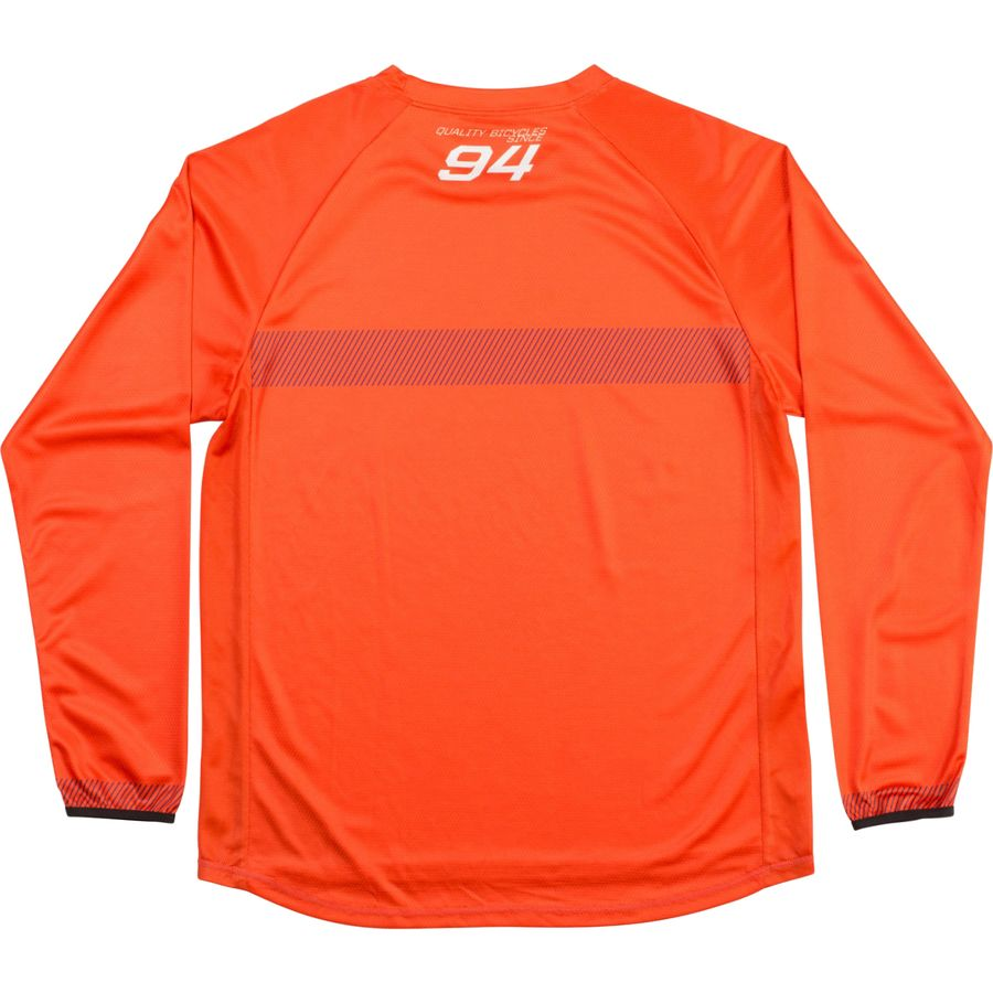 Santa Cruz Bicycles Dash Long-Sleeve Trail Jersey - Men s ... 9b213a675