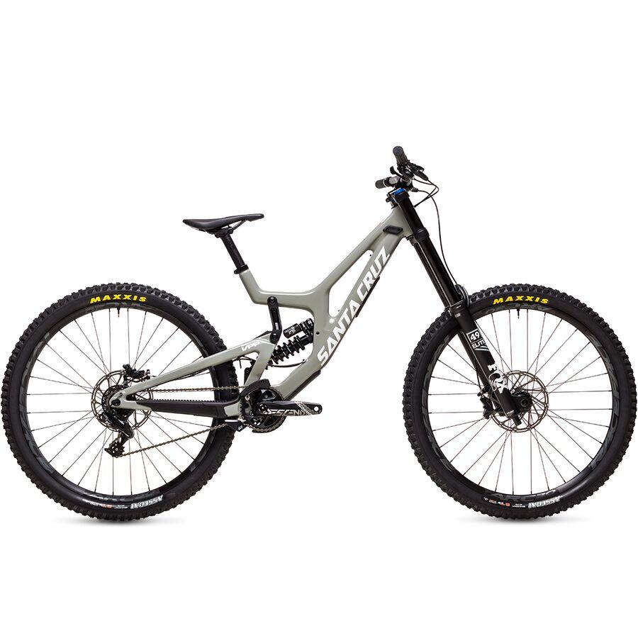 Santa Cruz Bicycles - V10 Carbon downhill bike