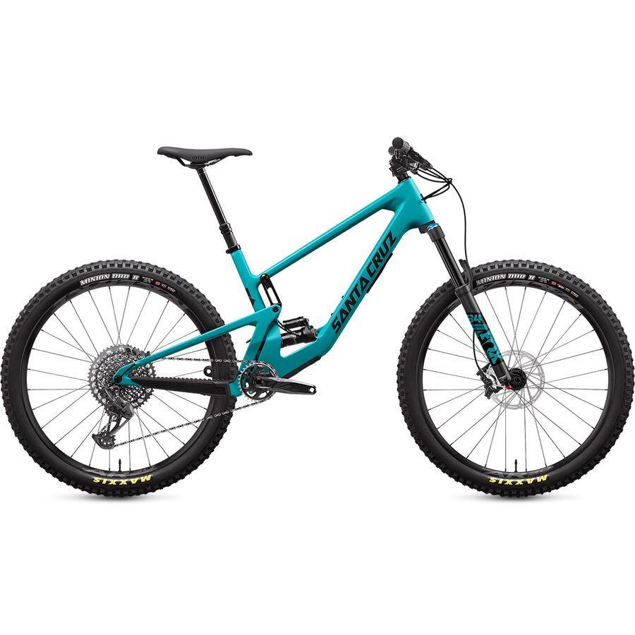 Santa Cruz Bicycles - 5010 Carbon S Mountain Bike - Blue