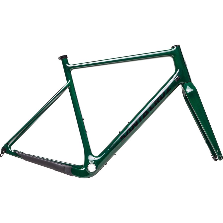 Santa Cruz Bicycles Stigmata Carbon CC Frameset in Midnight Green