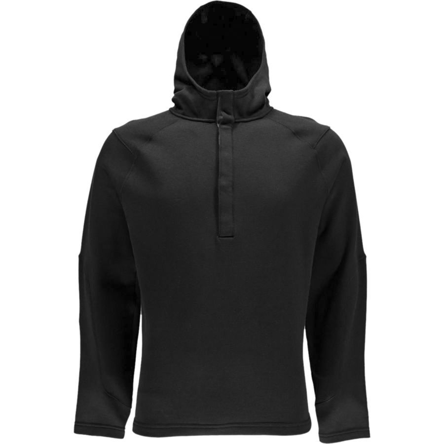 Spyder Stevedore Fleece Hooded Jacket - Men's - Up to 70% Off ...