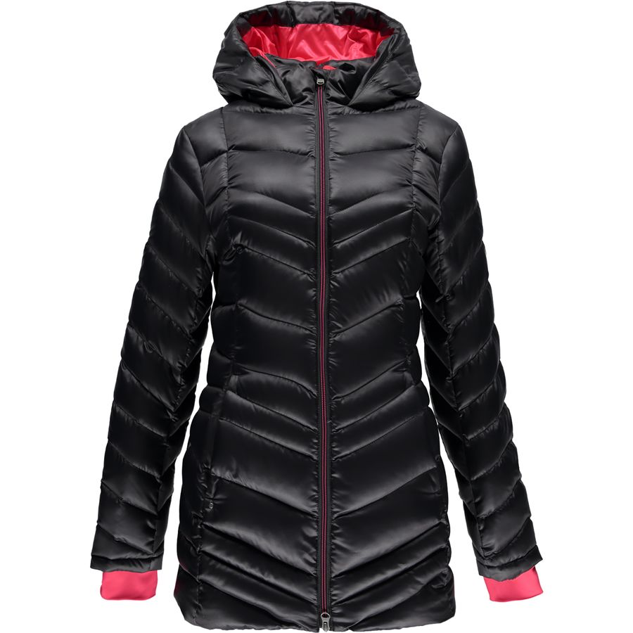 Spyder Timeless Long Down Jacket - Womens