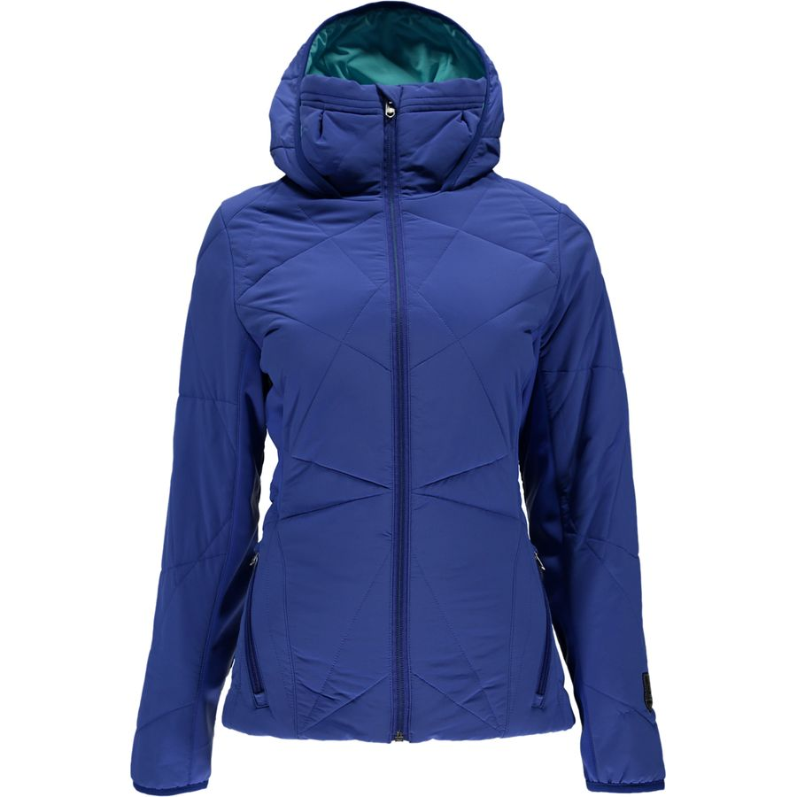 Spyder Nynja Hooded Insulated Jacket - Womens