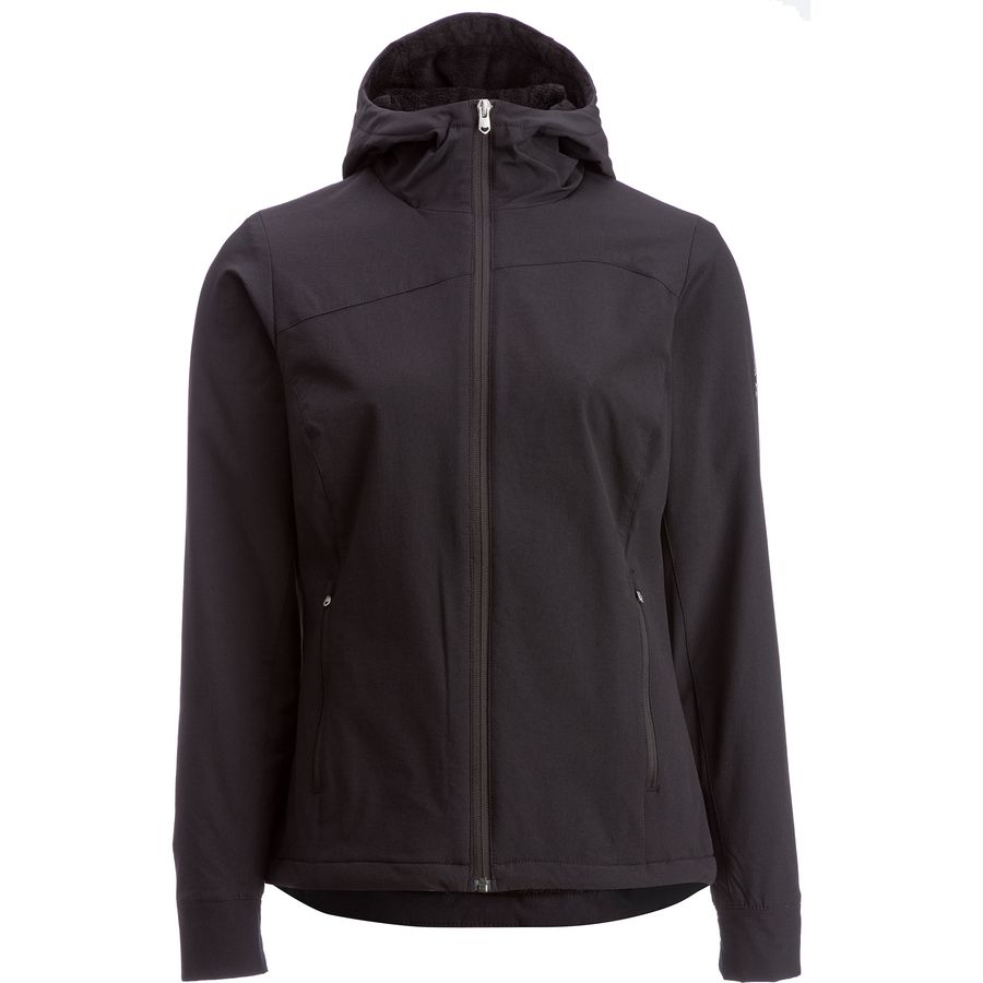 Spyder Rayna Hooded Fleece Jacket - Womens