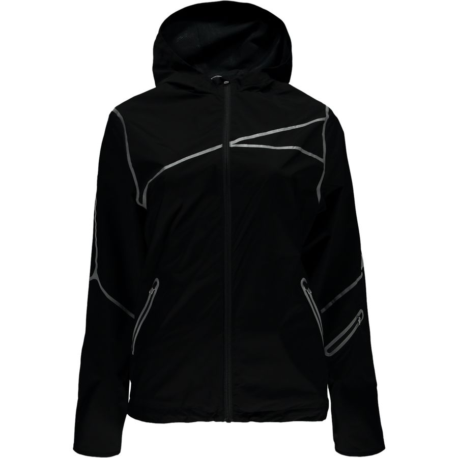 Spyder Ryze Windbreaker Shell Jacket - Womens