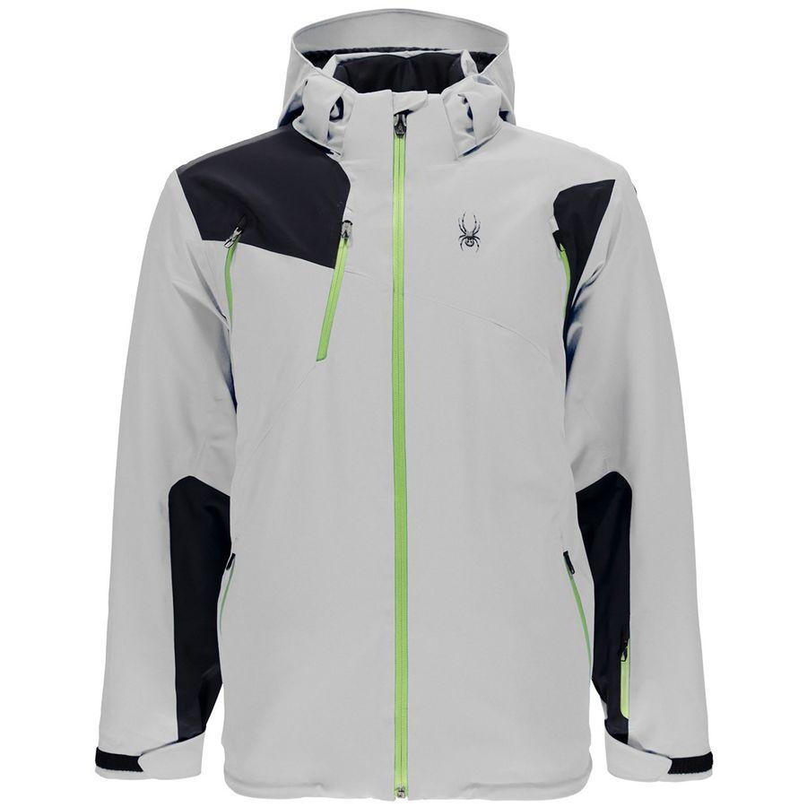 Spyder ski jacket bromont