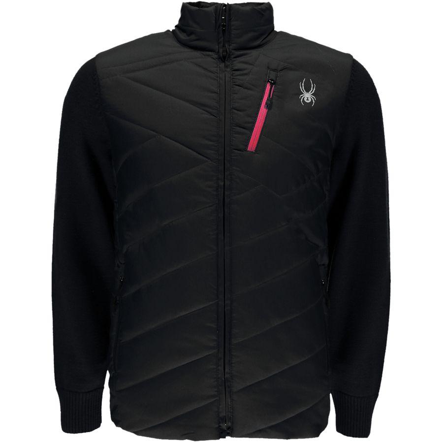 Spyder Jacket Mens