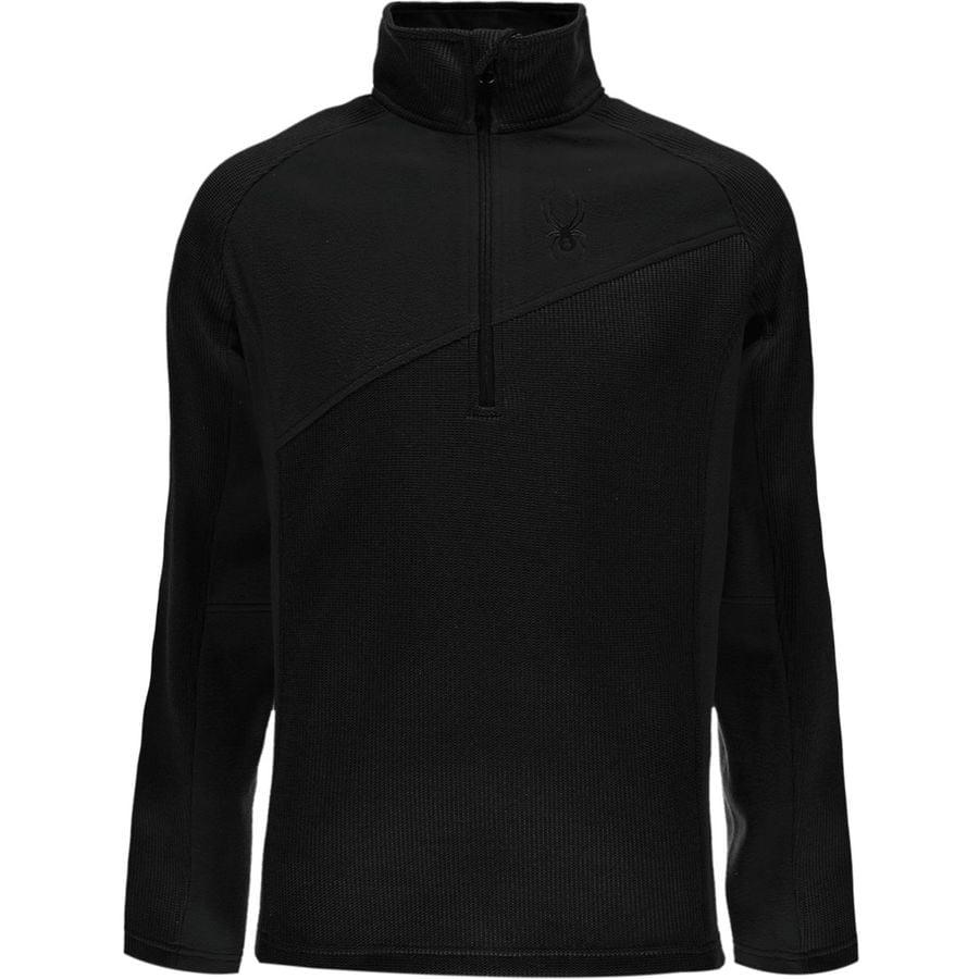 Spyder Verger Lightweight Fleece Jacket - Mens