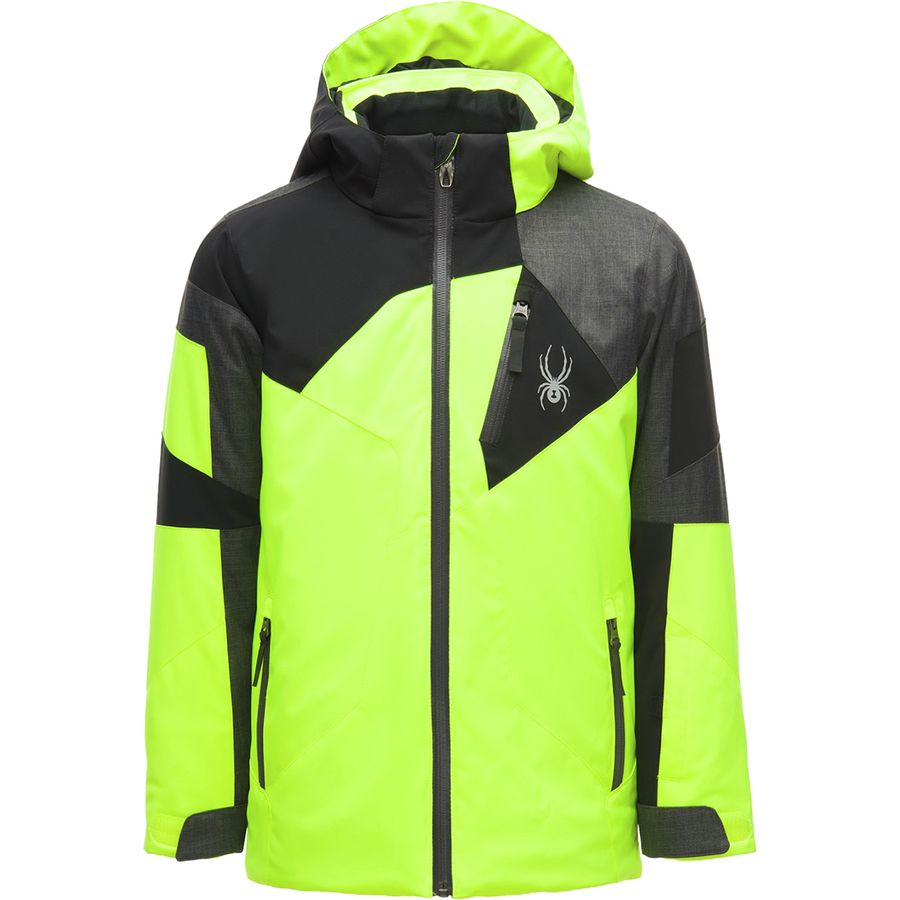 d2058664fa1f Spyder Leader Jacket - Boys