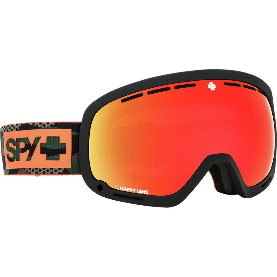 479edbb47749 Spy - Marshall Happy Lens Goggles - Spy Plus Danny Larsen-Happy Gray Green W