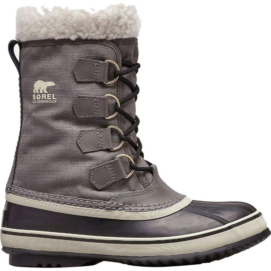 58fa10d1f926 Sorel - Winter Carnival Boot - Women s - Pewter Black