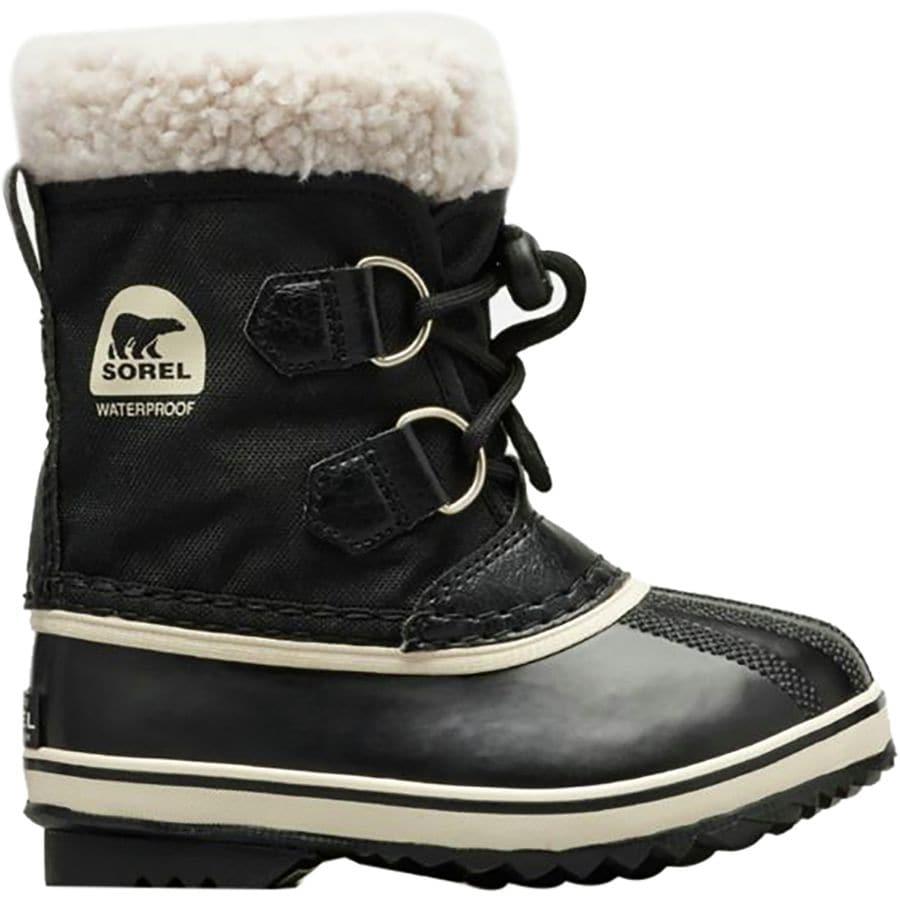 dfde21246f87d Sorel - Yoot Pac Nylon Boot - Little Boys  - Black