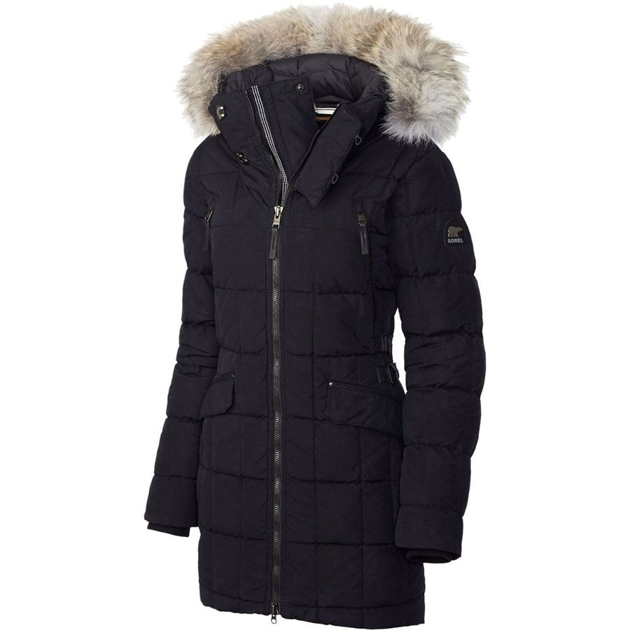 Sorel Conquest Carly Parka - Womens