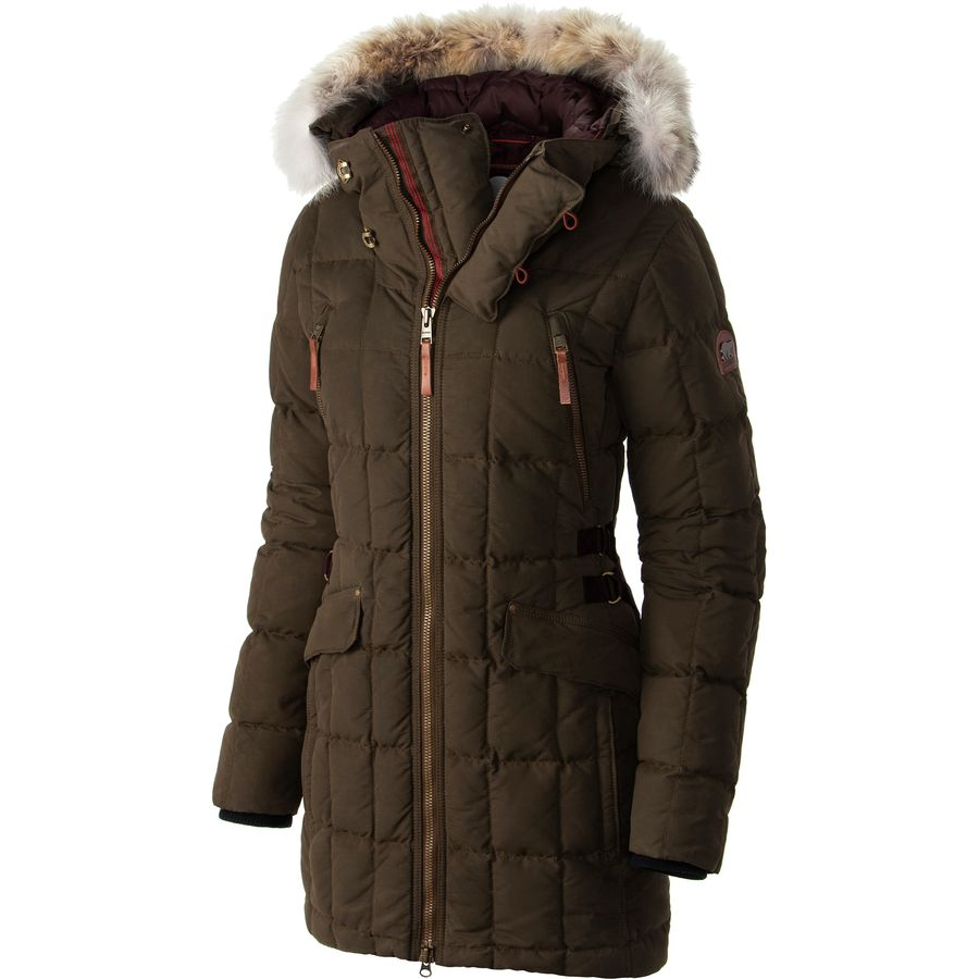 Sorel Conquest Carly Parka Women S Backcountry Com