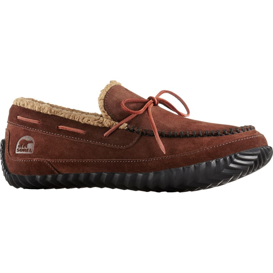 mens bedroom shoes sorel maddox moc slipper s backcountry 12381